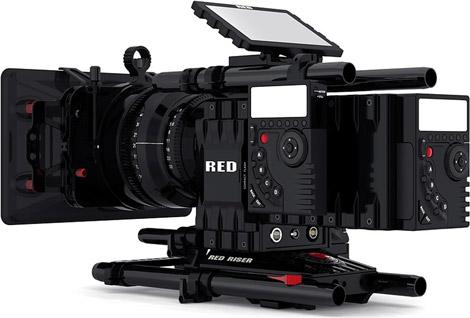 Red DSMC Scarlet Epic