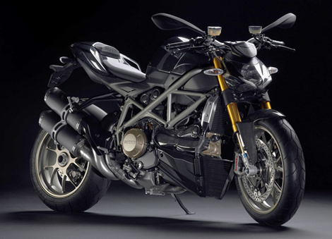 Ducati Streetfighter 1098 Naked Front