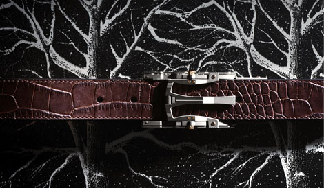 Alfred Dunhill Mechanical Belt