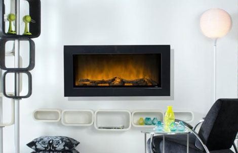 Faber SP6 Electric Fireplace