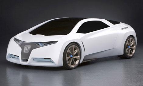 Concept: Honda FC Sport