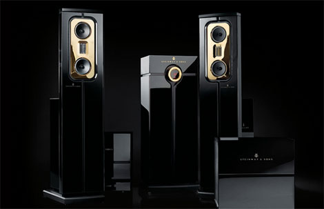 Steinway Lyngdorf Model C Music System