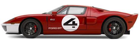Camilo Pardo Ford GT