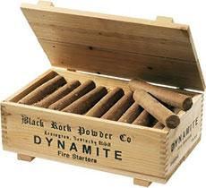 Dynamite Fire Starters