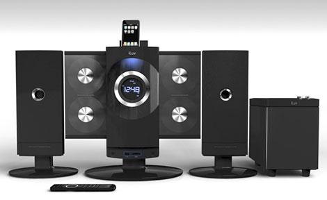 iLuv i9500 Sound System