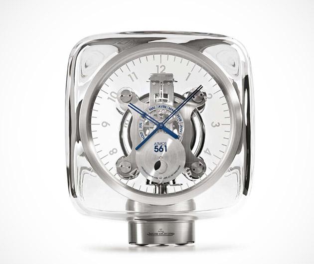 Jaeger LeCoultre Atmos 561 Clock