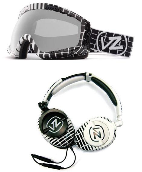 Von Zipper and Skull Candy