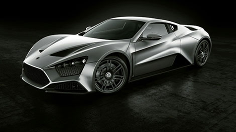 ST1 Supercar by Zenvo