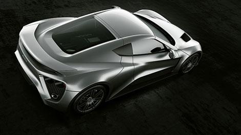 ST1 Concept Car