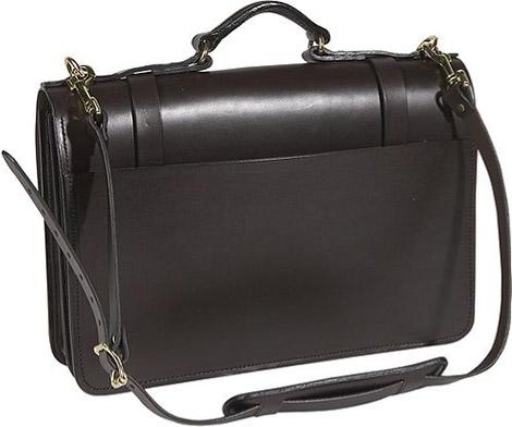 Filson Field Satchel Leather Bag
