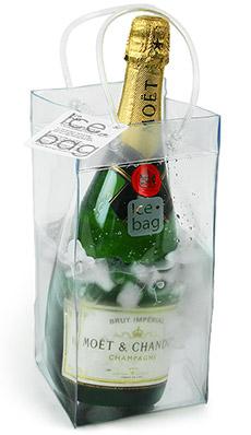 Ice Bag Bottle Chiller