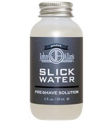 John Allan Slickwater Pre-Shave Solution