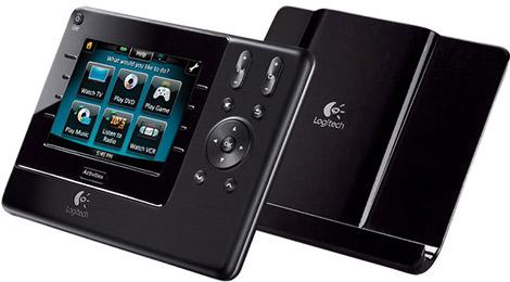 Logitech Harmony 1100 Touchscreen Remote