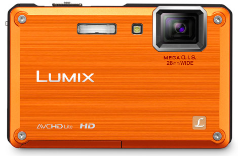 Panasonic Lumix Dmc Ts1 Rugged Camera