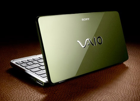 Sony Vaio P Pocket Netbook