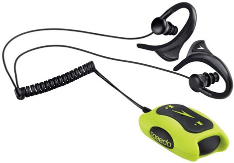 Speedo Aquabeat Waterproof MP3 Player