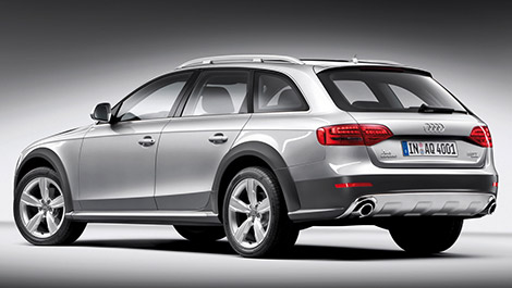 2010 Audi A4 Allroad Quattro All-Wheel-Drive