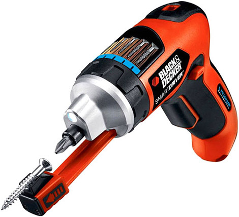 Black & Decker LI4000 3.6-Volt Lithium-Ion SmartDriver with Magnetic Screw Holder