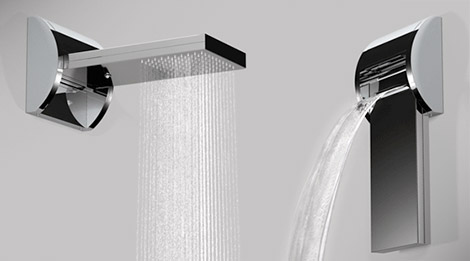Bossini Aquavolo Showerhead