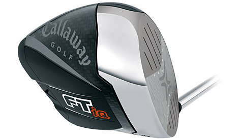 Callaway FT-iQ Driver with Hyperbolic Design