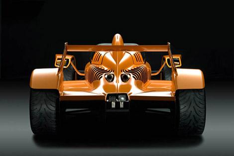 Caparo T1 Super Car