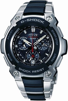 Casio G-Shock MTG Chronograph Watch