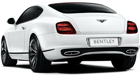 Fastest and Most Powerful Bentley