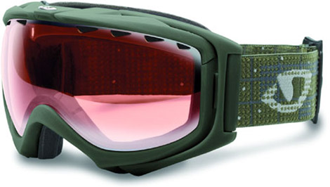 Giro Manifest Interchangeable Spherical Goggle with 2 Lenses