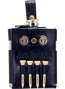 Jack Daniel's Golf Flask