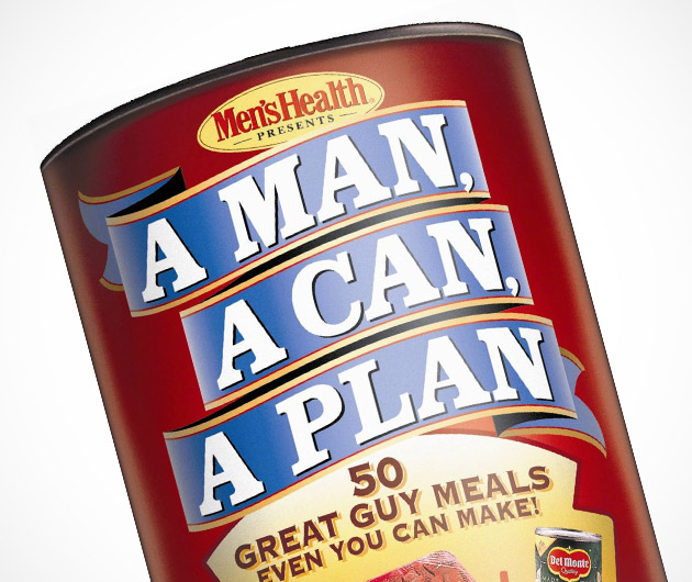 A Man, A Can, A Plan Cookbook