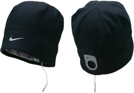 Nike Hatphone with Built-in Speakers