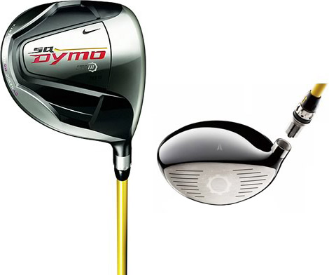 Nike SQ Dymo STR8-FIT Driver