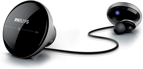 Philips Tapster Bluetooth Earphones