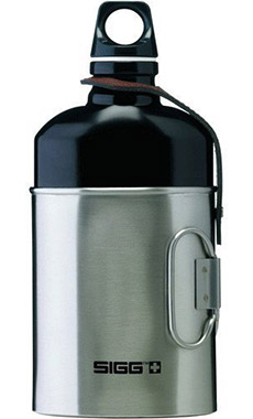 Sigg Back Oval with Cup