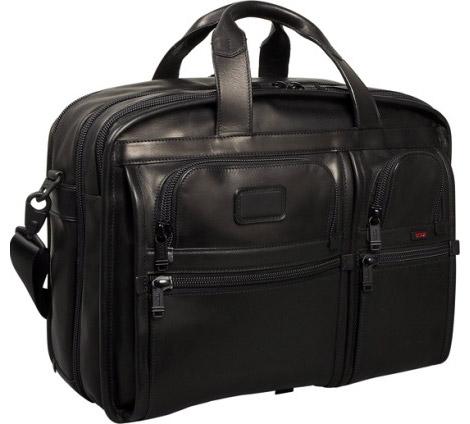 Tumi Alpha Expandable Briefcase