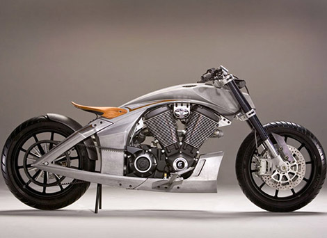 Victory Motorcycle CORE Concept Bike