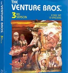 Adult Swim Venture Bros. Season 3