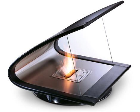 Ecosmart Zeta Fireplace