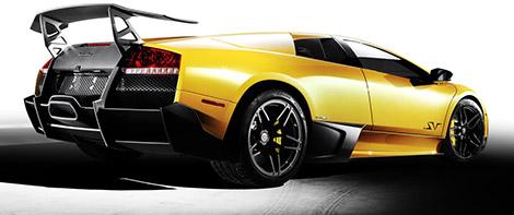 Lamborghini Murciélago LP 670-4