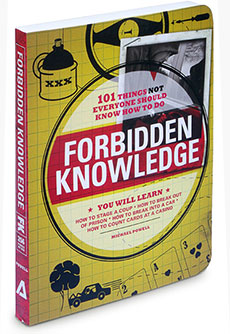 Michael Powell Forbidden Knowledge
