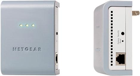Netgear XAVB101 Powerline AV Ethernet Adapter Kit