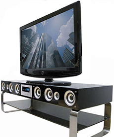 Onei Solutions 6.1 Channel Home Theater Stand