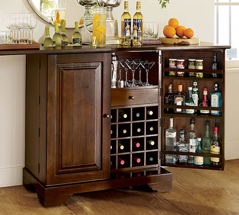 Pottery Barn Modine Bar Gearculture