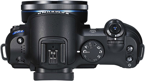 Samsung NX Series Hybrid Camera