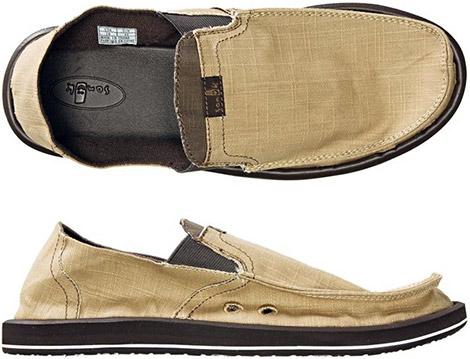 Sanuk Sidewalk Surfer Pick Pocket Sandals