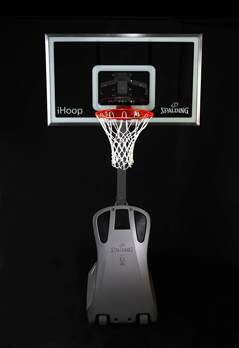 Spalding iHoop Basketball Hoop