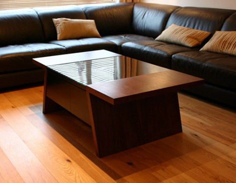 Surface Designer Arcade Coffee Table