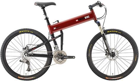 SwissBike XO Folding Bikes