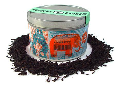 Andrews and Dunham Damm Fine Tea Ceylon