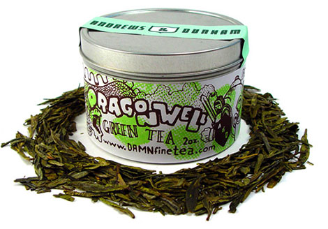 Andrews and Dunham Damm Fine Tea Dragonwell